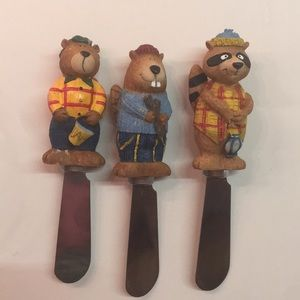Other - New Woodland creatures Spreaders